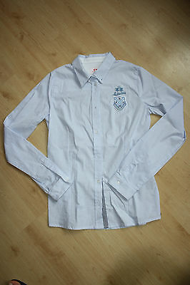 "La Martina Check Blouse "" , Girl, Size 152/12 Years New"