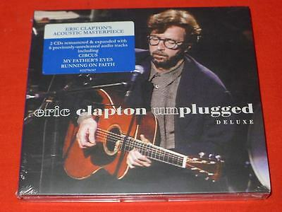 MTV Unplugged [Deluxe Edition] by Eric Clapton 2CD+DVD