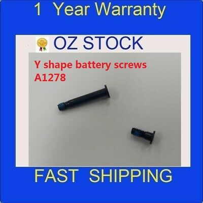 "3x Battery Screws for MacBook Pro 13"" A1278 2009-2012 Sydney stock"