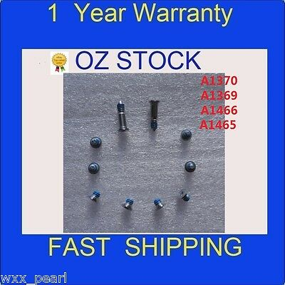 "NEW Bottom Case Screws for Apple Macbook Air 11"" A1370 & 13"" A1369 A1466 A1465"