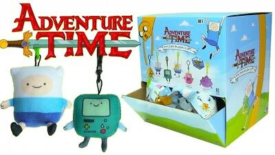 Adventure Time Mystery Plush Clips (24) Brand New