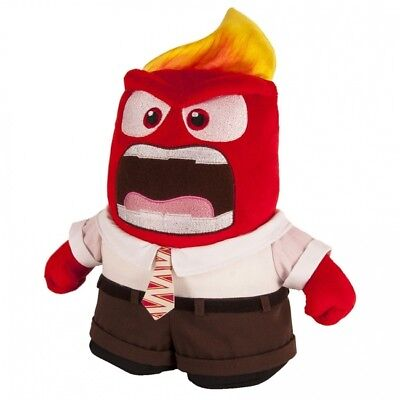 Inside Out Anger 10inch Plush Brand New