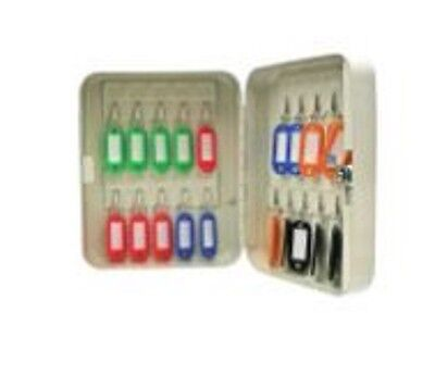 Cathedral Security Key cabinet, 20 keys for home and office