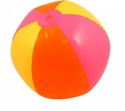 """Inflatable Beach Ball Blow Up Fancy Dress Kids Party 40Cm /15.74"""" Swimming"""
