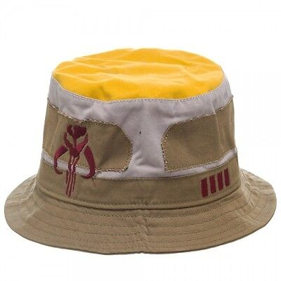 Star Wars Boba Fett Bucket Cap Brand New