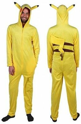 Pokemon Pikachu Union Suit-6Pk Brand New