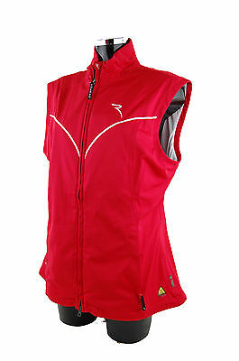 CHERVO Golf Ladies Rain Vest AQUA BLOCK Exegesis red 846 Uk men's 12.5 seconds