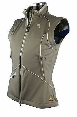CHERVO Golf Ladies Rain Vest Vest AQUA BLOCK Ecession nougat 450 Gr. 36 seconds