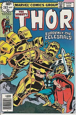 Lot Of 38 Thor (1977-1987)