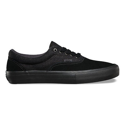 Vans - Era Pro Mens Shoes Black/Black