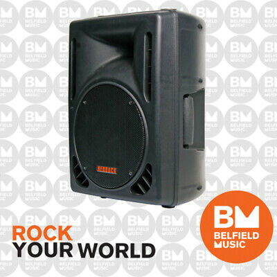 "Redback C1008A Passive PA Speaker 380mm 15"" 2-Way Club Series 250W"
