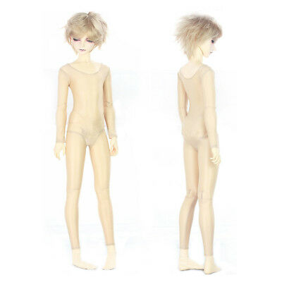 [wamami] Unisex Skin color Anti-stain Coverall/Underwear For 1/4 MSD BJD Dollfie