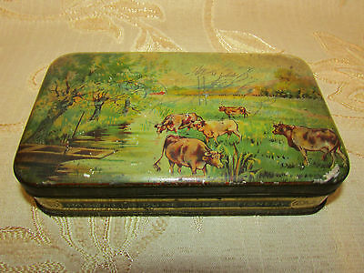 Antique Collectable Pascall's Pure Confectionery Sweets Tin