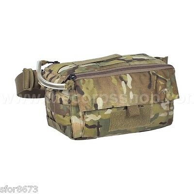 Small Medic Pack 1St Responder Medical Molle Waist Pack Tasmanian Tiger Multicam