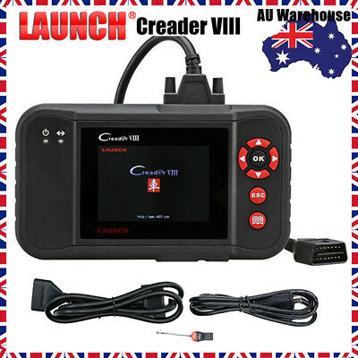 Launch X431 Creader VIII Scanner CAR Tool DTC Auto Diagnostic Code Reader