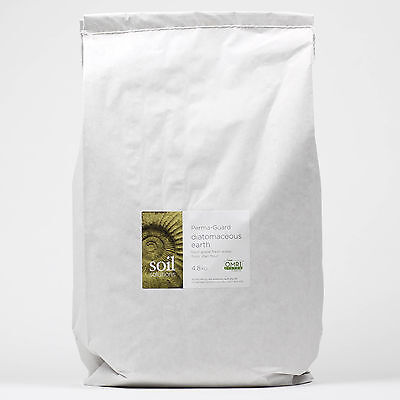 Diatomaceous Earth Food Grade Fossil Shell Flour 4.8kg Perma-Guard | Express