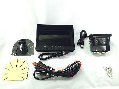 Back-up Camera System For Skid Steer - Reverse with out the worry!
