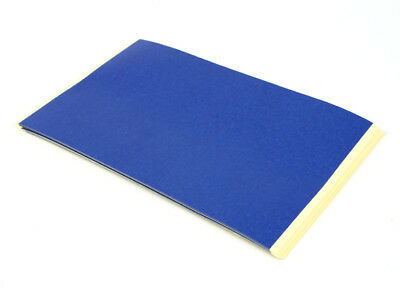 RC Turnigy Blue 3D Printer Bed Tape Sheets 235 x 155mm (20pcs)