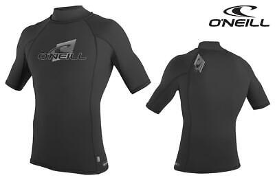 O'NEILL Rash Guard Turtleneck Lycra S/S Shirt schwarz