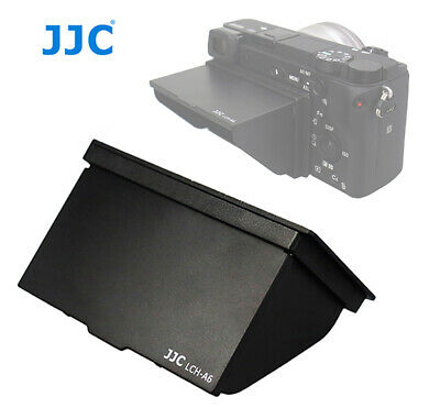 JJC LCH-A6 LCD Pop-Up Screen Hood Cover for Sony A6300 A6000 Camera