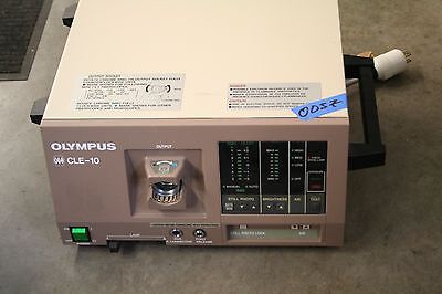 Olympus Cle-10 Oes Halogen Light Source, 150W,