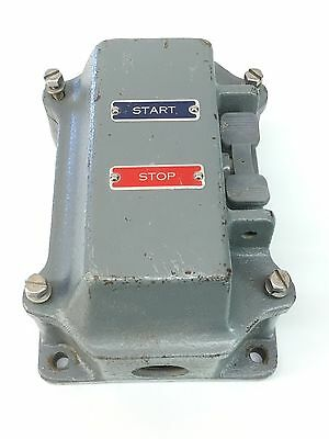 Square D 9001GR-241 Explosion Proof Control Station