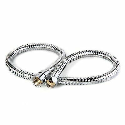 80cm Flexible Stainless Steel Bathroom Water Shower Hose S9