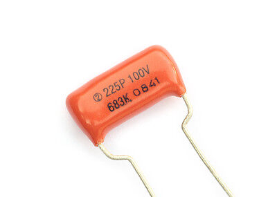 Sprague Orange Drop Guitar Cap Capacitor • .068 uF