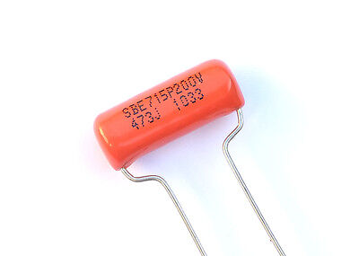 Sprague Orange Drop Guitar Cap Capacitor • .047 uF