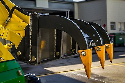Mcloughlin Ripper Bar For Mini Loader, Also Fits Dingo Kanga Toro etc