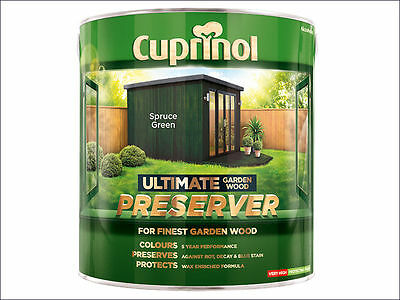 Barrettine premier universal wood protective treatment 5 ltr wood preservative Cuprinol exterior wood preserver clear