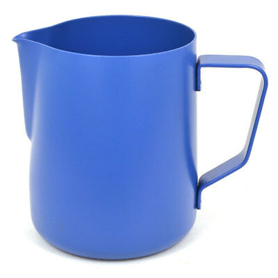 Rhinowares Stealth Milk Pitcher Blue 950ml / 32oz