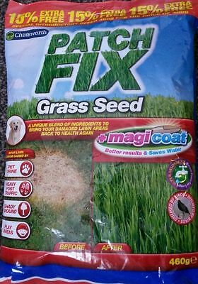 Chatsworth Patch Fix  Grass Seed + Magi Coat Better Results 15% Extra Free !!