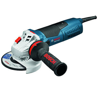 "Bosch Tools 11 Amp 5"" Variable Speed Angle Grinder GWS13-50VS New"