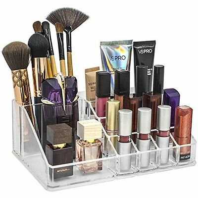 Sorbus Makeup and Jewelry Storage Case Display, Organizer (Top Style 1)
