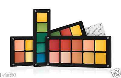 INGLOT Freedom System Complete Palette + eye shadows refills You Choose colours
