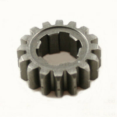 New OEM Peugeot XR6 And XPS 50 Gearbox Gear 2 Z=16 P/N 753273