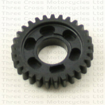 New OEM Peugeot XR6 And XPS 50 Gearbox Gear 3 Z=29 P/N 753279