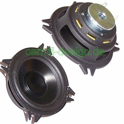 ANDRIAN AUDIO CAR Home HIFI HIGH END 80mm Mitteltöner A80 neo mit Alumembran