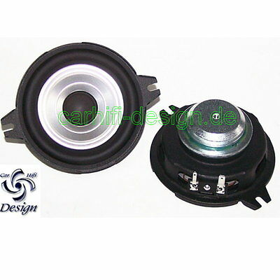 ANDRIAN AUDIO CAR Home HIFI HIGH END 10cm Mitteltöner A 100 s/2 mit Alumembran