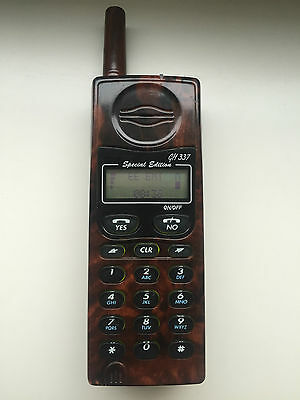 Ericsson GH337 Special Edition, very rare, vintage. Unlocked, FOR COLLECTORS