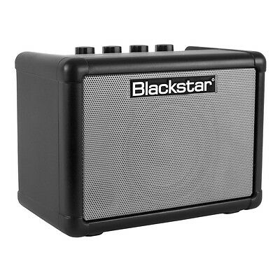 Blackstar Fly 3 Bass Mini Bass Guitar Amplifier Amp Combo with OD/Comp/EQ - NEW
