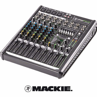 Mackie ProFX8 V2 Compact 8 Channel Mixer with USB and Effects Mixing Desk
