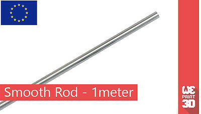1 Meter - 8mm Smooth rod - 3D Printer / CNC