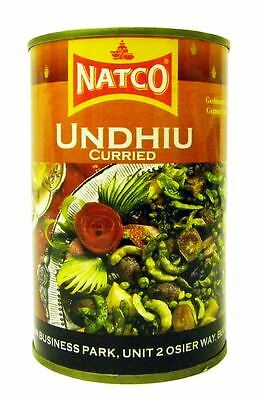 Natco - Undhiu Curry - 450g (pack of 2)