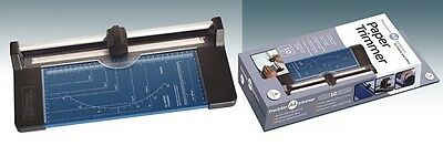 Cathedral A3 Precision Rotary Guillotine Paper Photo Trimmer Cutter Ruler