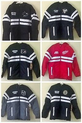 NHL 47 Team Logo Warm Fit Quilted Jacket