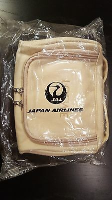 Japan Airlines First Class Amenity Kit - Lowe Products - New & Unused