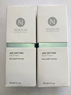 Nerium AD Age Defying Night And Day Cream Complete Kit