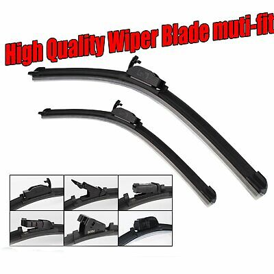 Car Frameless Wiper Blades Fit Honda Civic 8th Gen FD MY06 - MY08 Sedan 05 - 08